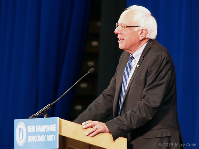 9 - Senator Bernie Sanders