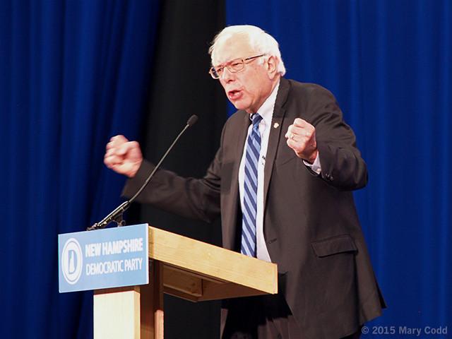 10 - Senator Bernie Sanders