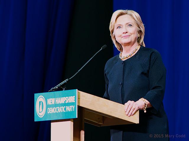 3 - Hillary Rodham Clinton