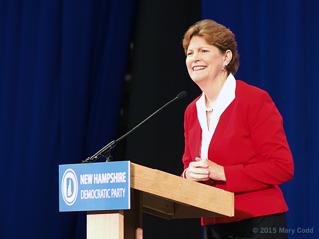 4 - Senator Jeanne Shaheen