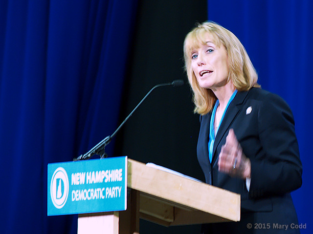 1 - Governor Maggie Hassan