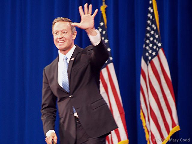 6 - Governor Martin O'Malley